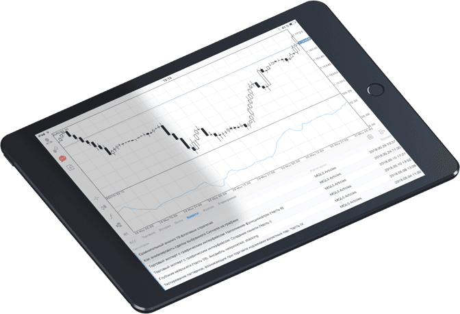 Metatrader4 on tablet